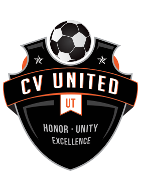 cache valley united soccer crest testimonial